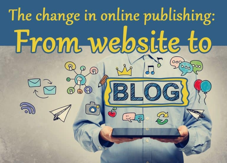 5 Things That Profoundly Changed in Web Publishing
