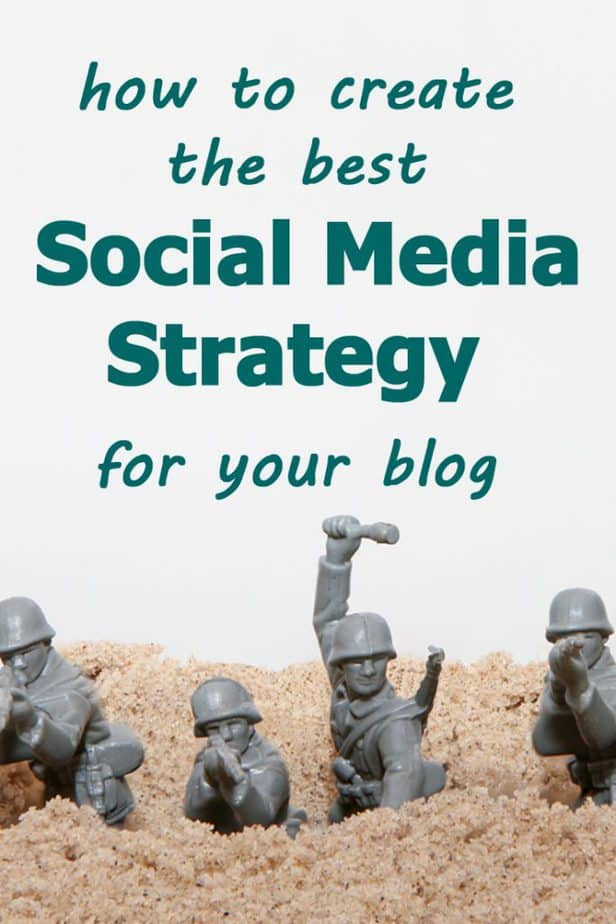 Best social media strategy for your blog